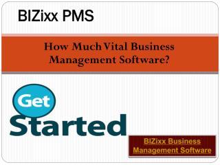 Business Management Software :BIZixx