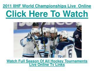 watch denmark vs latvia ice hockey 2011 iihf world champions