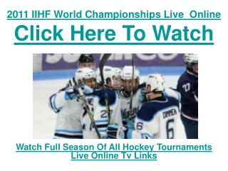 watch austria vs norway ice hockey 2011 iihf world champions