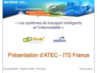 Les syst mes de transport intelligents  et l intermodalit