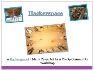 Hackerspace