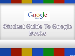 Google Books - A Students Guide