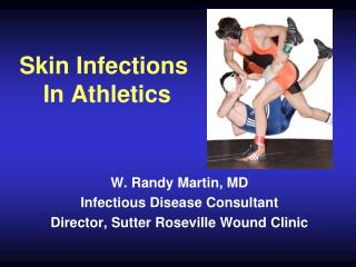 Skin Infections  In Athletics