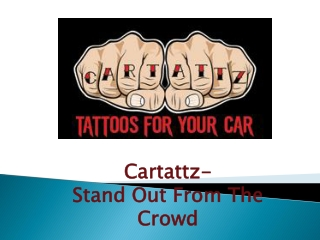 Custom Car Stickers, Vinyl Car Decals, Truck Graphics & Deca