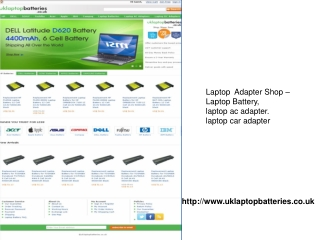 uklaptopbattery-Adapter-Shop24