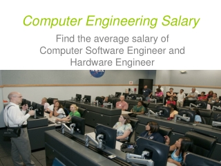 Computer Engineering Salary