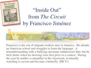 Inside Out  from The Circuit by Francisco Jim nez