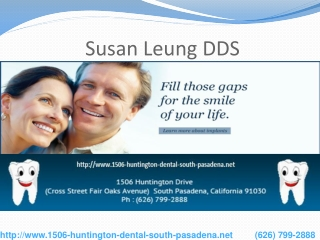 Susan Leung DDS, Affordable Cosmetic Dentistry
