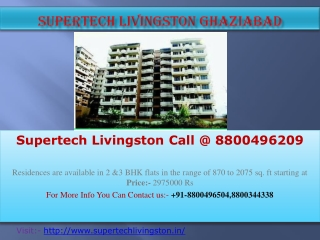 Supertech Projects in Noida Extension
