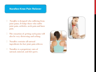 Nuraflex-Neck pain reliever