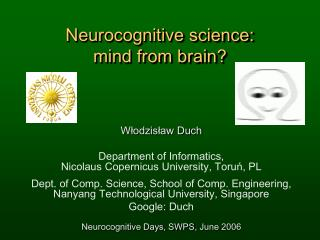 Neurocognitive science: mind from brain