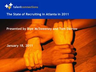 The State of Recruiting in Atlanta in 2011