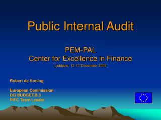 Public Internal Audit