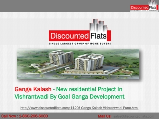 Buy Your Dream Home in Vishrantwadi -  Ganga Kalash