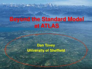 Beyond the Standard Model at ATLAS