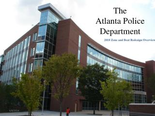 The  Atlanta Police Department