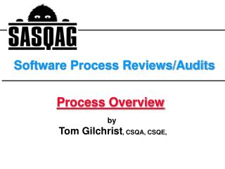 Software Process Reviews