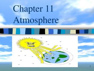 Chapter 11 Atmosphere