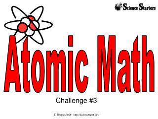 Atomic Math 3