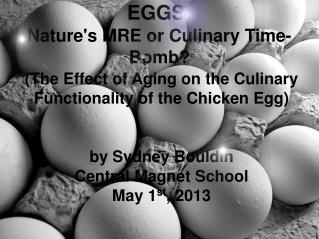 egg functionality