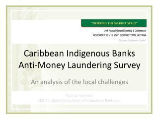 caribbean indigenous banks