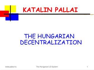 KATALIN PALLAI