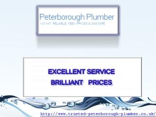 peterborough plumber