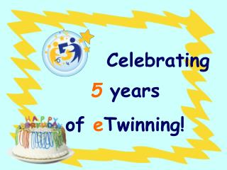 5 years of etwinning