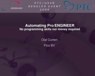 Automating Pro