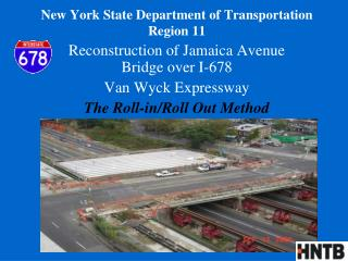 New York State Department of Transportation Region 11