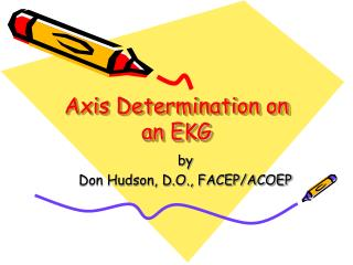 Axis Determination on an EKG