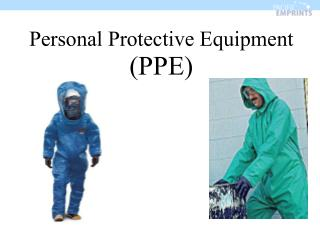 Personal Protective Equipment PPE