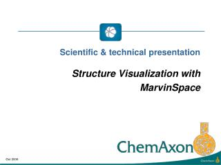 scientific  technical presentation