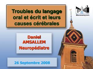 Troubles du langage oral et
