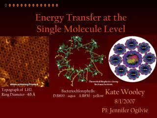 energy transfer at the