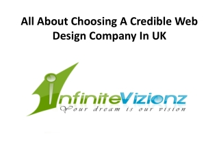 Web Design Company UK