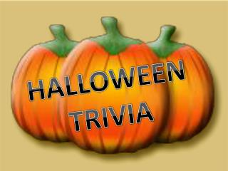 Question 1: From which of the following were the first Jack-o-Lanterns made      A: Pumpkins     B: Turnips     C: Water