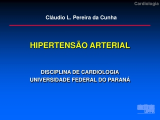 Hipertensão arterial UFP