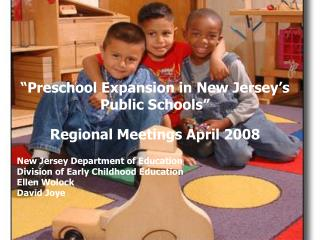 Preschool Expansion