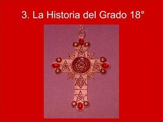 3. La Historia del Grado 18