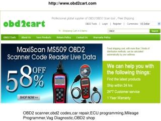 obd2cart-Shop
