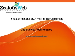 Social Media And SEO-What Is The Connection