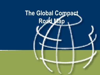 the global compact road map