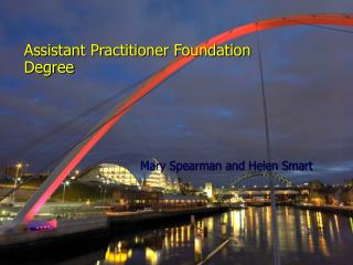 Assistant Practitioner Foundation Degree