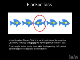 Dramatically Larger Flanker Effects