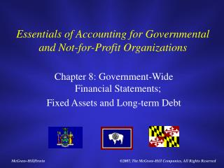 Essentials of Accounting for Governmental and Not-for-Profit ...