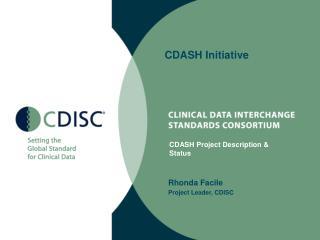 CDASH Initiative