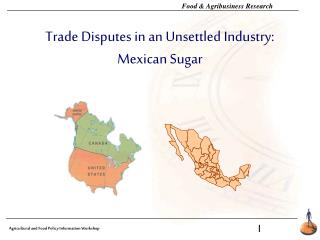 trade disputes in an unsettled industry: