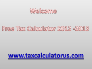 Get Calculation Tips