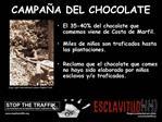 CAMPANYA DE LA XOCOLATA